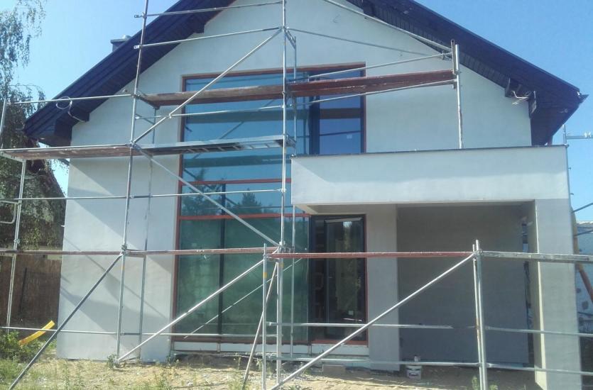 Szerokie prace elewacyjne – zmień oblicze swojego domu!