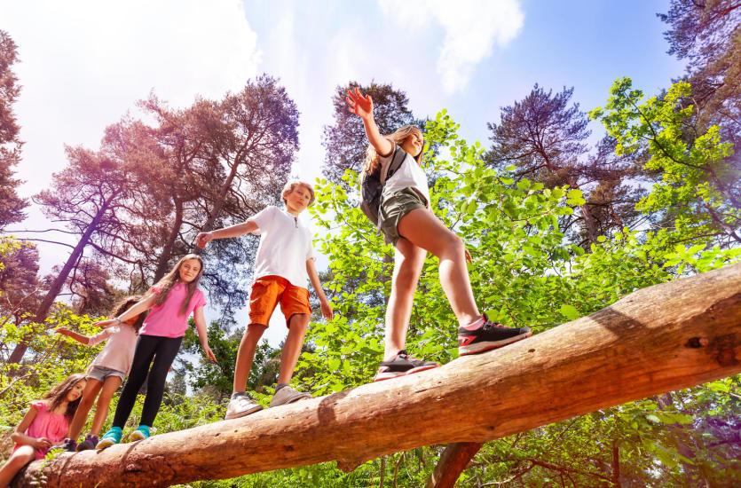 4 powody, dla których warto wysyłać dzieci na wycieczki i kolonie