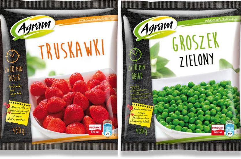 Jaki producent oferuje najlepsze mrożone warzywa i owoce?