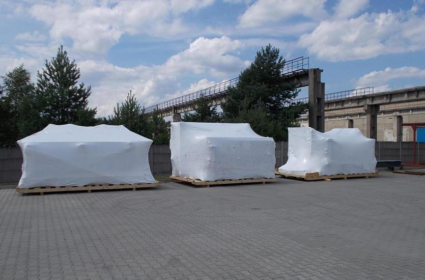 Pakowanie w folie termokurczliwe