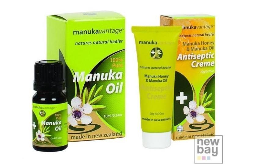 Naturalne kosmetyki z Nowej Zelandii
