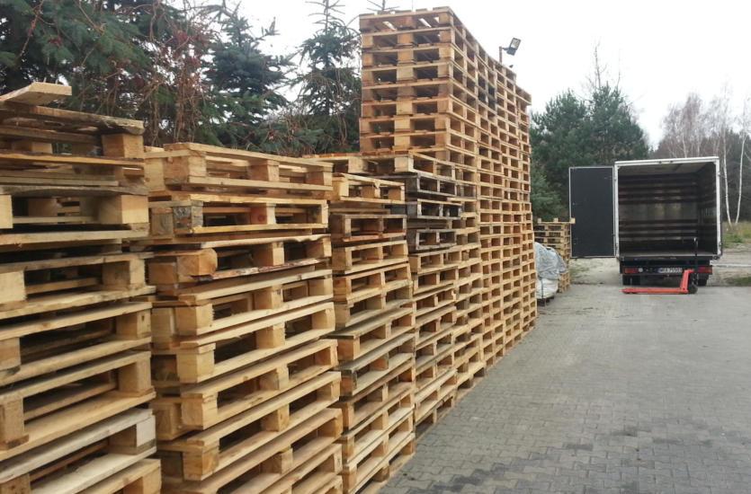 Jakie zastosowanie mają palety drewniane?