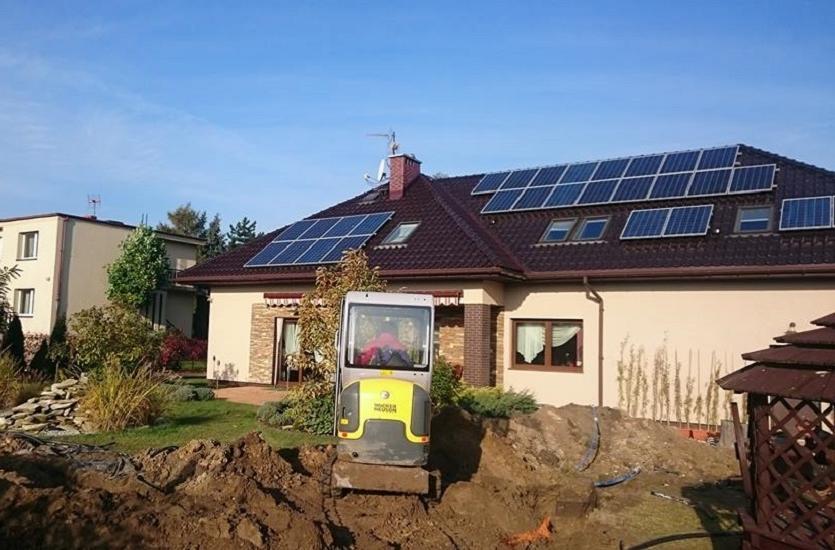 Energooszczędny dom dzięki firmie Eko-Sept
