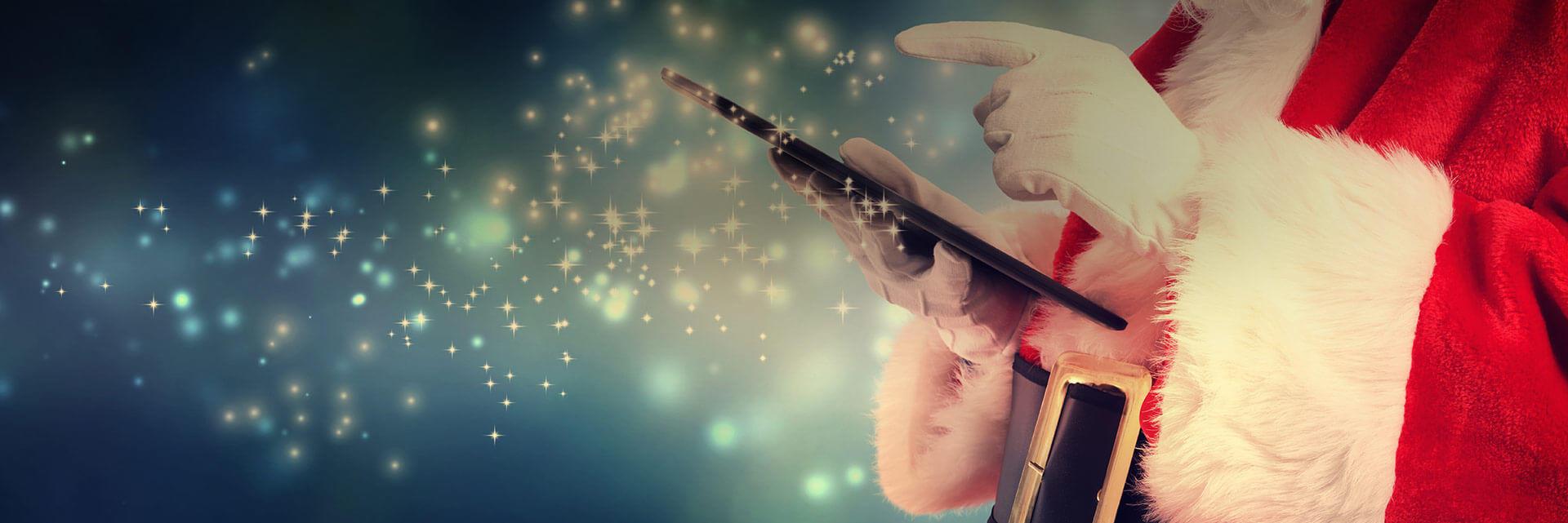 Nie czekaj na Świętego Mikołaja
