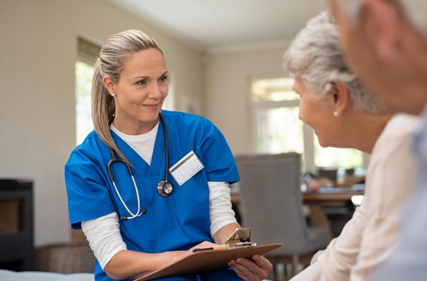 Mobilna opieka pielęgniarska