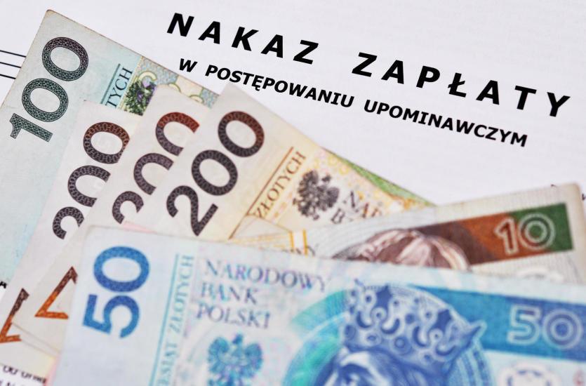 Zajęcie konta bankowego przez komornika