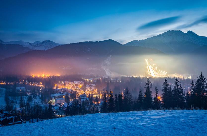 Puchar Świata w skokach narciarskich w Zakopanem – program zawodów