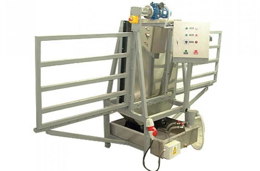 W jakie maszyny powinien być wyposażony zakład obróbki szkła?