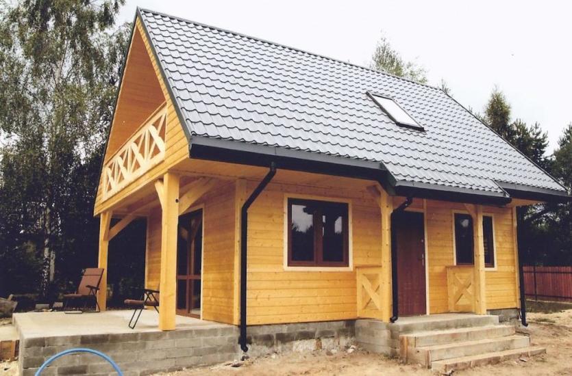 Domy oraz konstrukcje drewniane i ich zalety