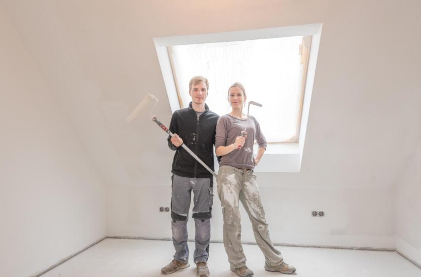 Remont domu – kiedy najlepiej go robić?
