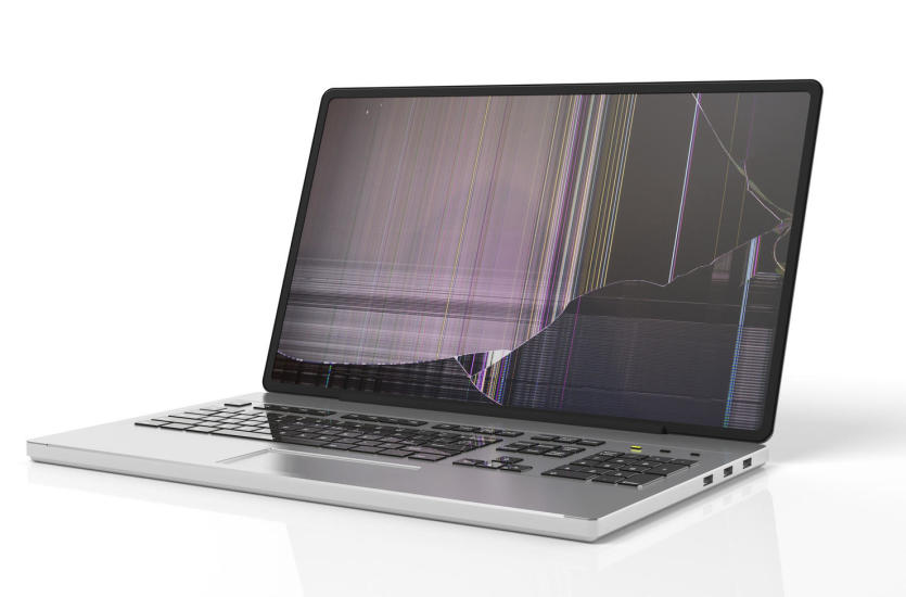 Uszkodzona matryca laptopa – zamów ją tanio przez Internet!