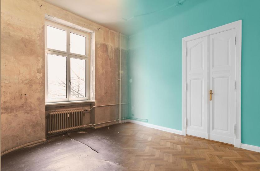 Odświeżenie mieszkania – jakie czynności musimy wykonać i ile zapłacimy za malowanie?