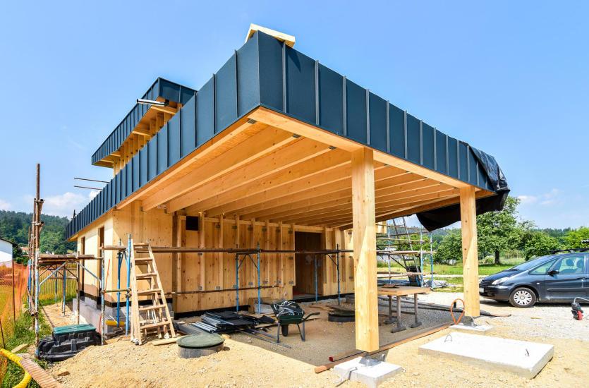 Budowa domu pasywnego – wpływ odpowiednich systemów instalacyjnych