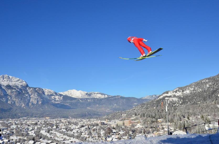 Jak zmieniały się skoki narciarskie?