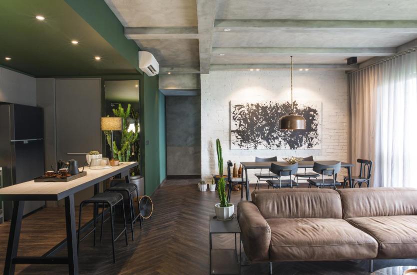 Meble od ślusarza, czyli urządzamy mieszkanie w stylu loft