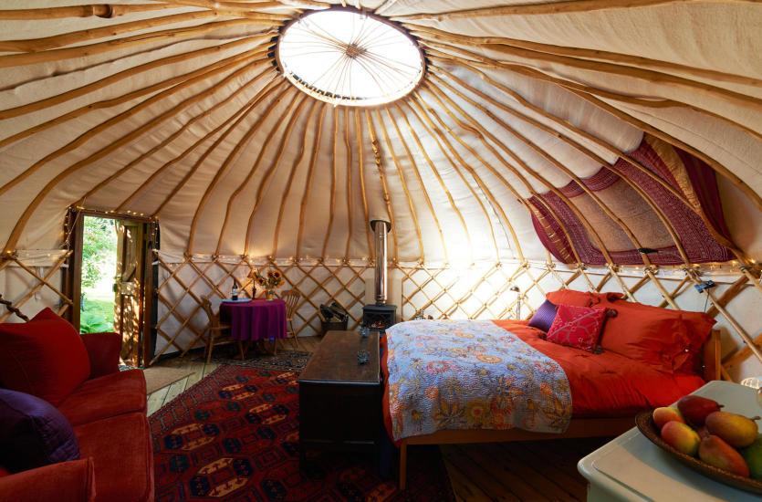 Glamping, czyli luksusowy camping