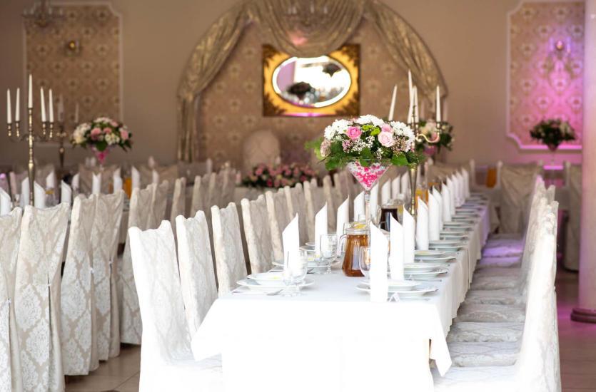 5 wskazówek, jak wybrać idealną salę weselną