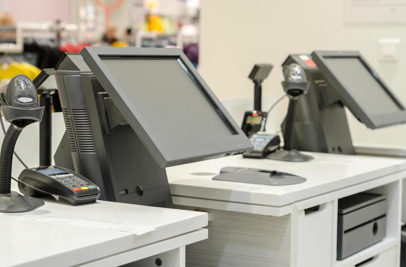 Kasy fiskalne i inne urządzenia niezbędne w handlu