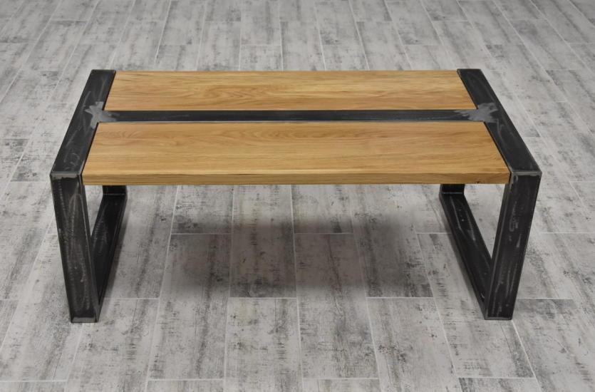 Moda na styl industrialny – meble ze starego drewna z odzysku