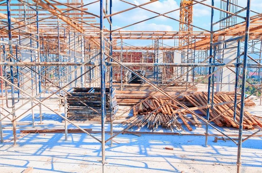 Построение каркасного дома пошагово.