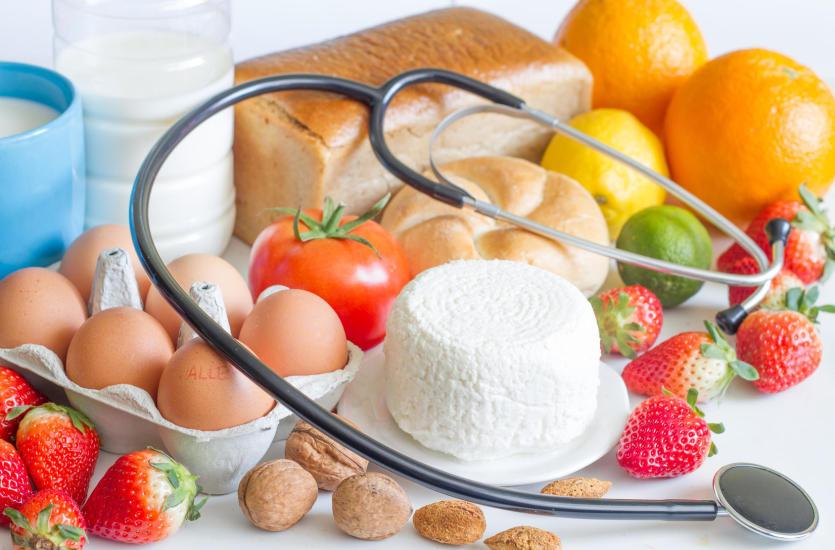 Profesjonalne testy medyczne na nietolerancję pokarmową