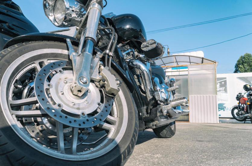 Самые важные элементы подвески мотоцикла - как за ними ухаживать?