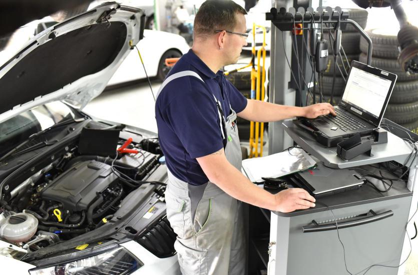 Standard dobrych warsztatów samochodowych – diagnostyka komputerowa
