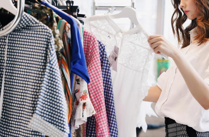 Покупка качественной одежды