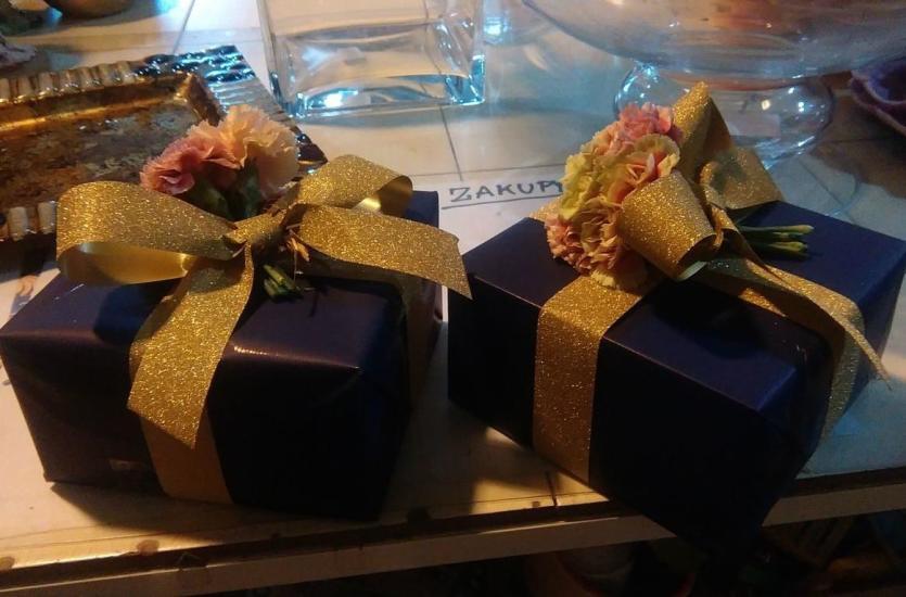 Художественная упаковка подарков как способ сделать уникальный подарок