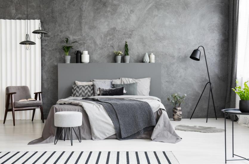 W jaki sposób urządzić komfortową sypialnię?