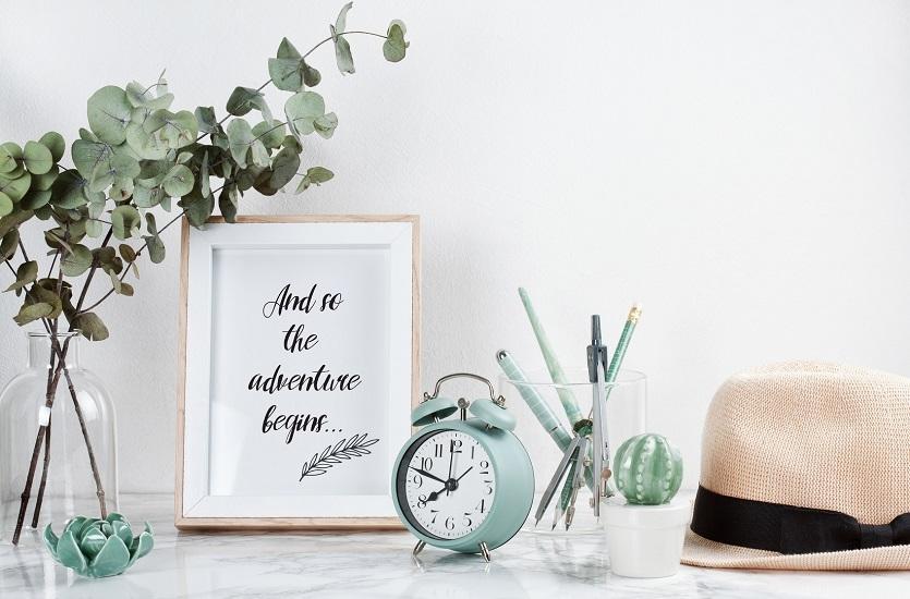 Ramka z napisem - idealny pomysł na prezent