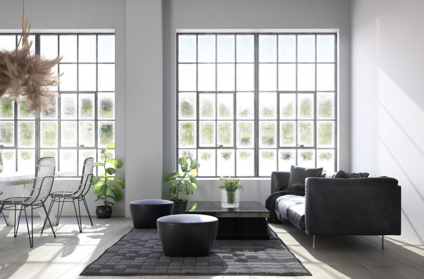 W jaki sposób urządzić dom w popularnym stylu industrialnym?