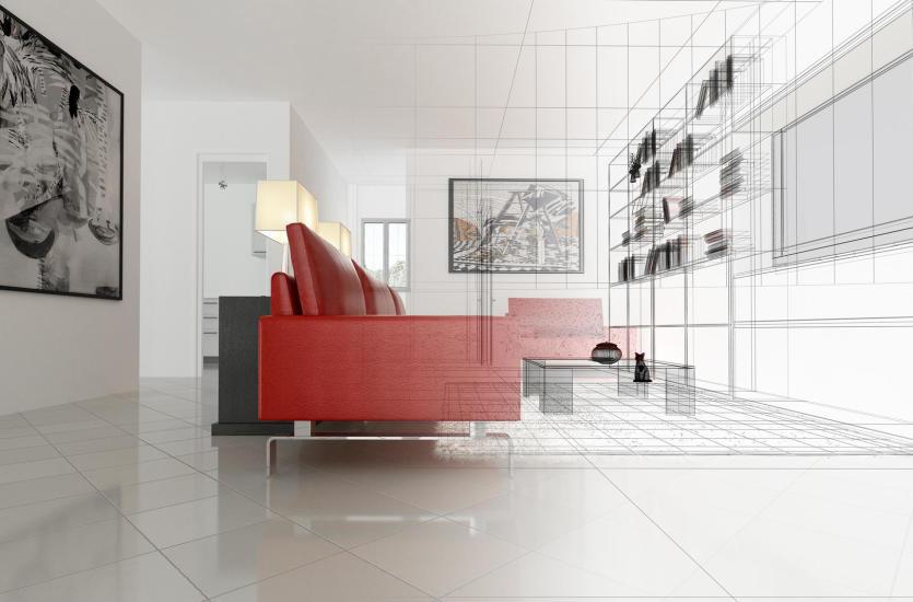 Meble na wymiar – tylko na podstawie precyzyjnych wizualizacji 3D!