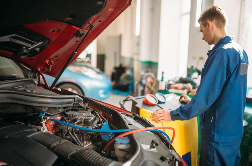 Jak uniknąć poważnej awarii silnika?