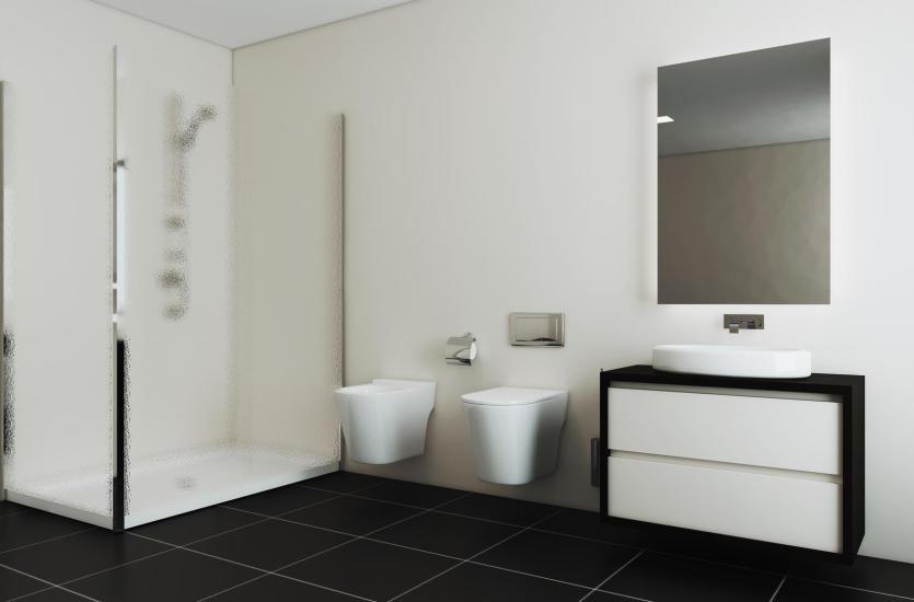 Projekt łazienki powierz specjalistom