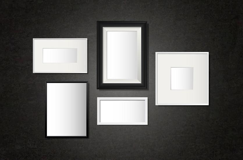 Rodzaje systemów wieszania obrazów