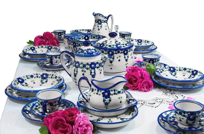 Zalety naczyń ceramicznych
