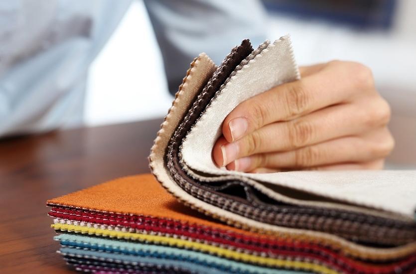 Tkaniny wykorzystywane do produkcji mebli