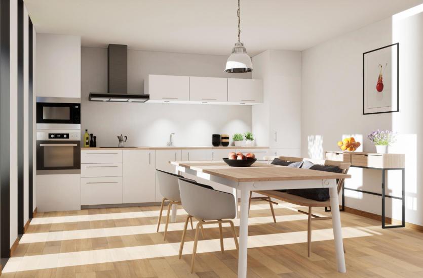 Meble drewniane w kuchni i łazience – na co zwrócić uwagę