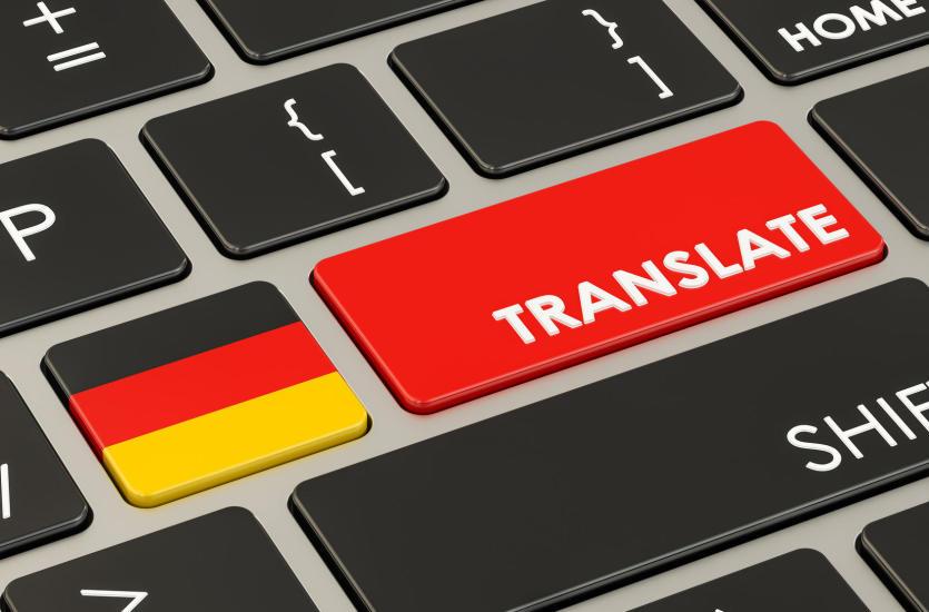 Tłumaczenia, niemiecki – szybkie usługi