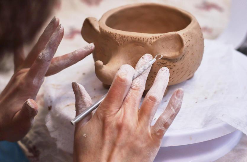 Ceramiczne rzeźby do twojego domu