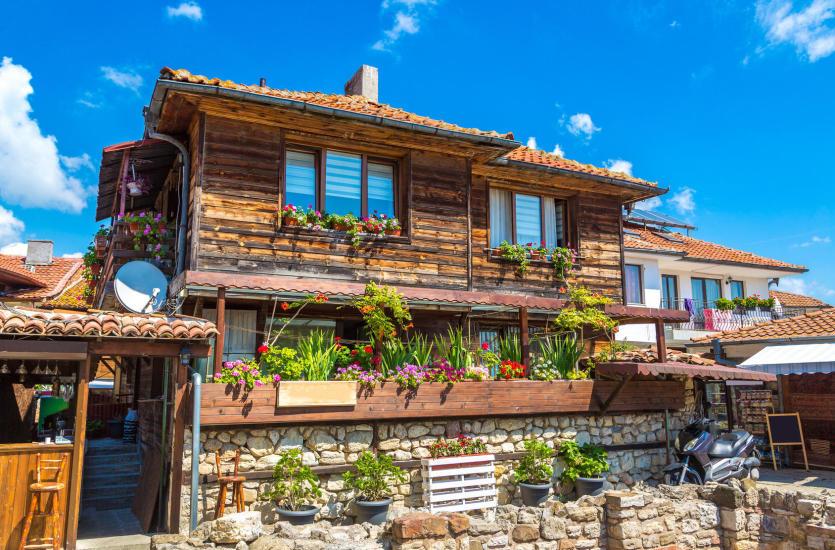 Nesebyr – perła bułgarskiego wybrzeża