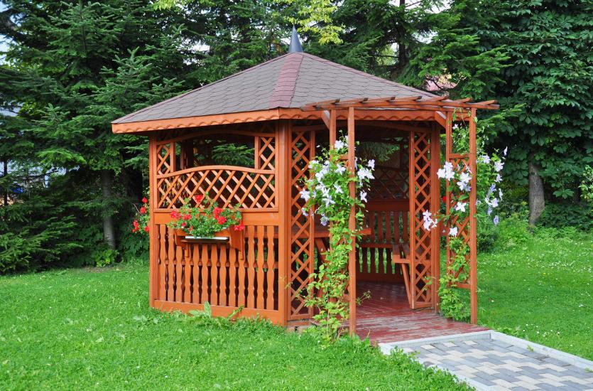 Jak dobrać drewnianą altanę do ogrodu?