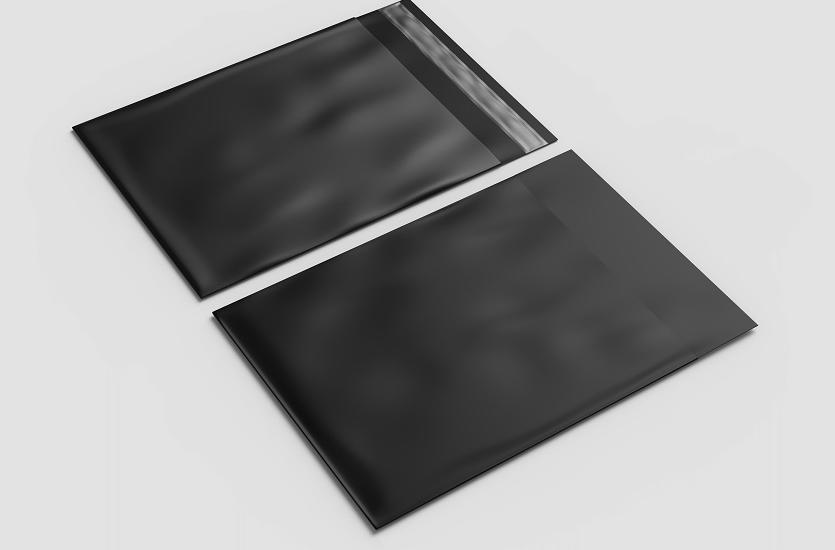 Foliopaki (koperty kurierskie) z nadrukiem własnym - trendy w branży wysyłkowej