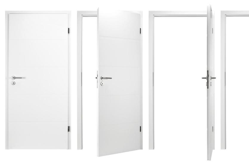 Drzwi zewnętrzne i wewnętrzne