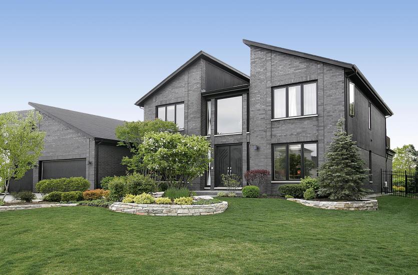 Wyznaczniki architektury nowoczesnej - dom jednorodzinny