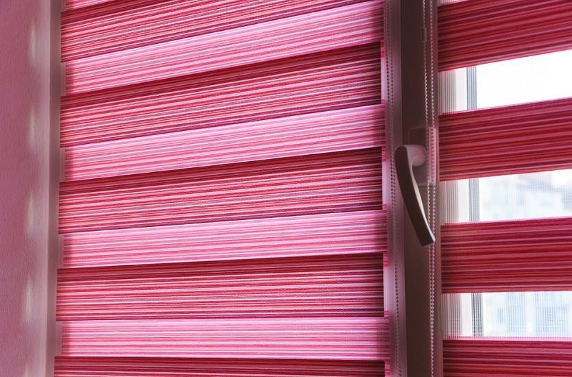 Zalety rolet tekstylnych