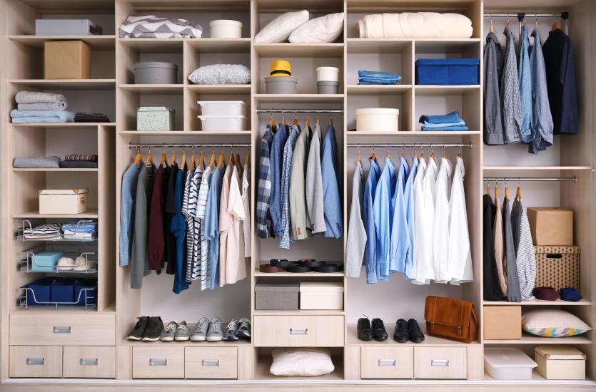 Praktyczna garderoba na wymiar