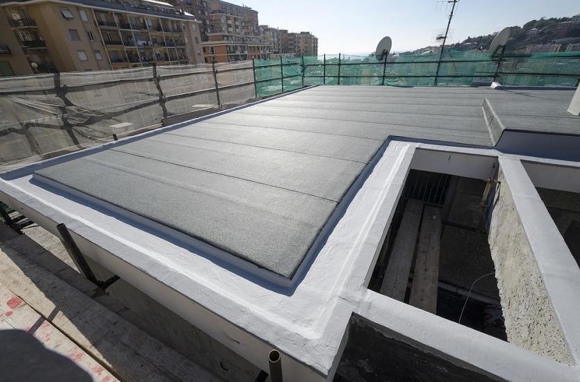 Jak wykonać hydroizolację dachu?