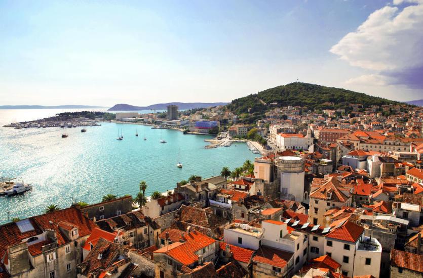 Split – starożytne miasto cesarza Dioklecjana